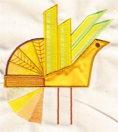 Cubistbird
