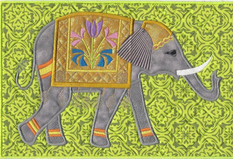 Elephant finished