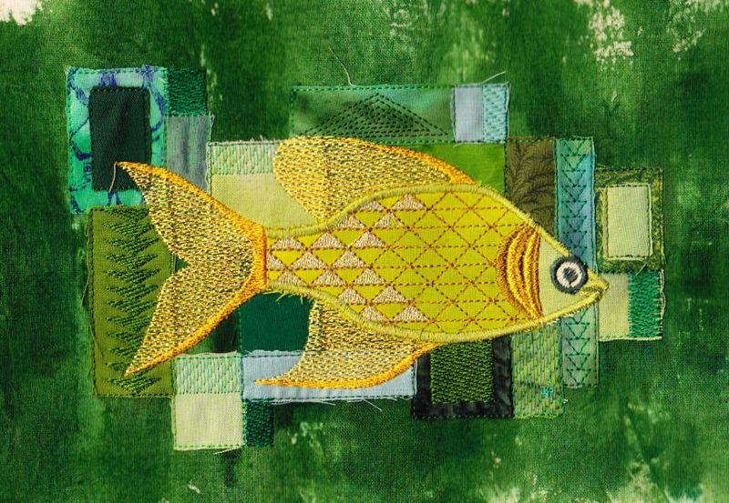 Klimtfish