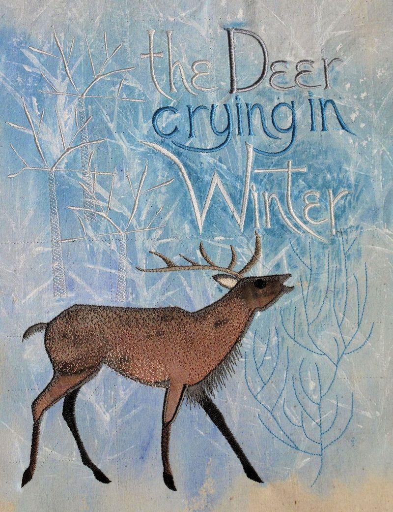 Winterdeer 2
