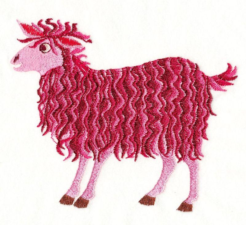 Pinksheep