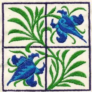 Morris irises