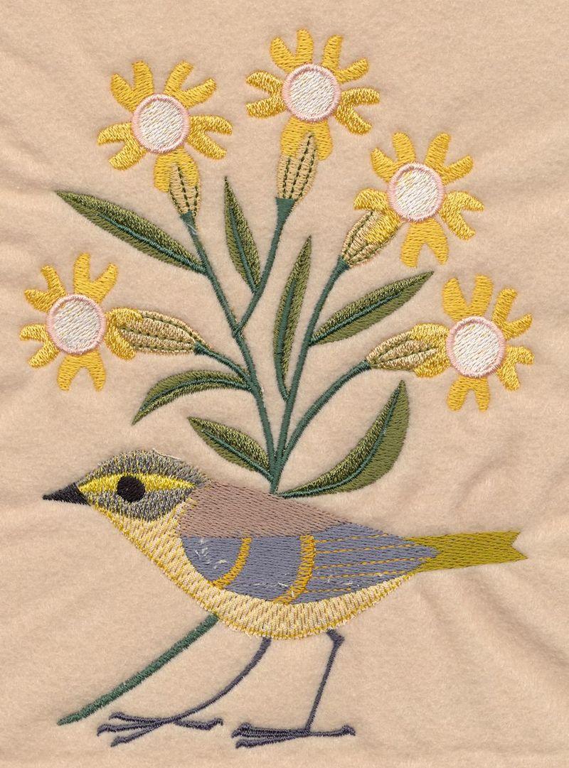 Birdandflower