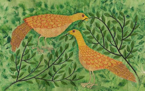 Birdsinleaves